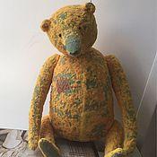 Куклы и игрушки handmade. Livemaster - original item Bear Bruni. Handmade.