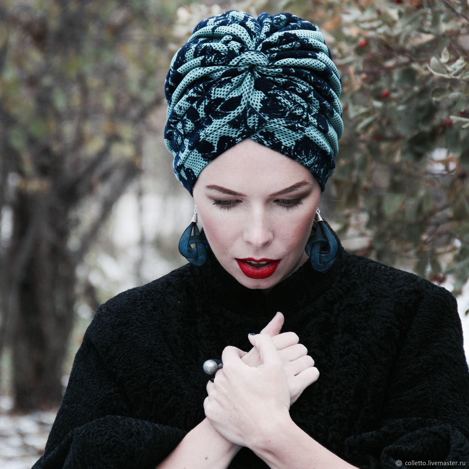 Buy fashion turbans online 77