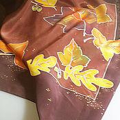 """Аксессуары ручной работы. Ярмарка Мастеров - ручная работа """"Осень золотая"""". Handmade."""
