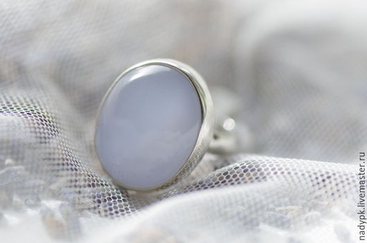 """Кольца ручной работы. Ярмарка Мастеров - ручная работа. Купить Кольцо с сапфирином """"Во мне моя нежность..."""", серебро. Handmade."""