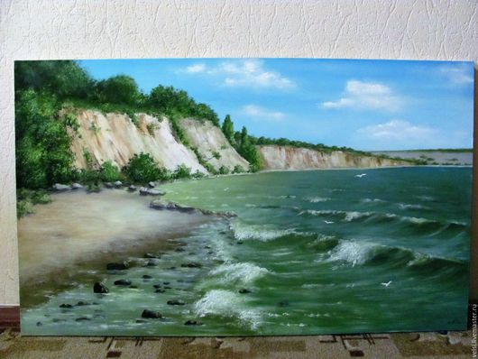 Цимлянское побережье. Для примера.