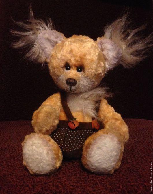 """Винтажные куклы и игрушки. Ярмарка Мастеров - ручная работа. Купить """"Лиза"""" лисёнок тедди, 19см. Handmade. Авторская ручная работа"""