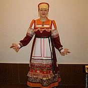 Одежда ручной работы. Ярмарка Мастеров - ручная работа сценический костюм. Handmade.