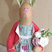 Куклы и игрушки ручной работы. Ярмарка Мастеров - ручная работа Тильда зая рост 40 см.. Handmade.