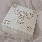 Для дома и интерьера handmade. Livemaster - original item Jewelry box baroque vintage. Handmade.