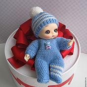 Куклы и игрушки ручной работы. Ярмарка Мастеров - ручная работа Комбинезон для NappyChoo. Handmade.