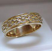Украшения handmade. Livemaster - original item Golden ring Branch of life. Handmade.