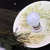 Для дома и интерьера handmade. Livemaster - original item Ceramic lamp.