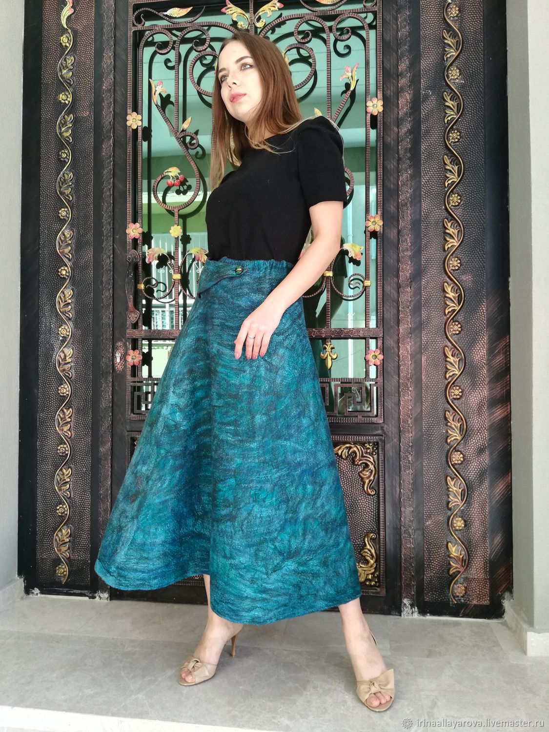 Double-sided skirt ' Double life', Skirts, Verhneuralsk,  Фото №1