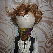 Куклы и игрушки ручной работы. Ярмарка Мастеров - ручная работа Кукла мальчик Ян. Handmade.