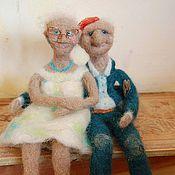 """Куклы и игрушки ручной работы. Ярмарка Мастеров - ручная работа Кукла """"Благородная старость"""". Handmade."""