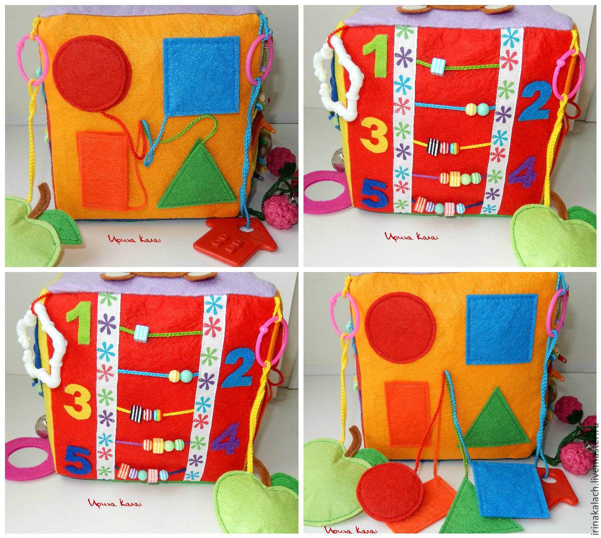 Сшить развивающий кубик своими руками пошаговая инструкция 7
