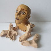 Куклы и игрушки ручной работы. Ярмарка Мастеров - ручная работа Комплект элементов  для куклы.. Handmade.