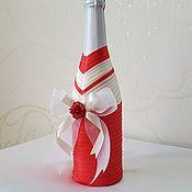 Оформление бутылочек на День Рождения