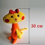 Куклы и игрушки ручной работы. Ярмарка Мастеров - ручная работа Мягкая игрушка по рисунку ребенка (30 см). Handmade.