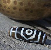 Фен-шуй и эзотерика handmade. Livemaster - original item Bead Dzi happiness and material prosperity. Handmade.