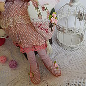 Куклы и игрушки ручной работы. Ярмарка Мастеров - ручная работа Розовый Зефир. Handmade.