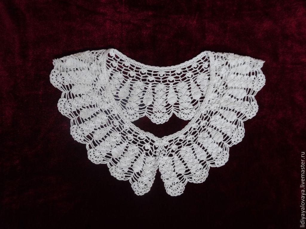 Lace collar No. №34, Collars, Bataysk,  Фото №1