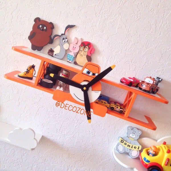 Полка для игрушек из фанеры своими руками