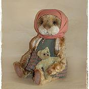 Куклы и игрушки ручной работы. Ярмарка Мастеров - ручная работа Луша. Handmade.