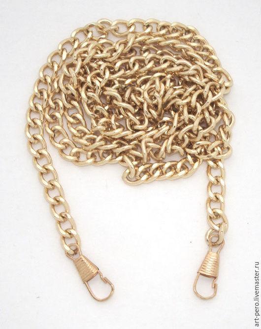 Другие виды рукоделия ручной работы. Ярмарка Мастеров - ручная работа. Купить Цепочки для сумок ( золото). Handmade.