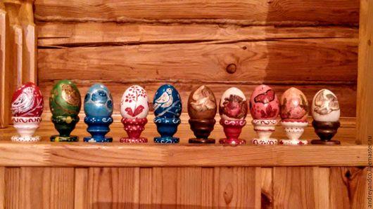 Подарки на Пасху ручной работы. Ярмарка Мастеров - ручная работа. Купить Пасхальные яйца. Handmade. Комбинированный, подарок на Пасху