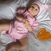 Куклы и игрушки ручной работы. Ярмарка Мастеров - ручная работа Кукла реборн Сьюзи. Handmade.