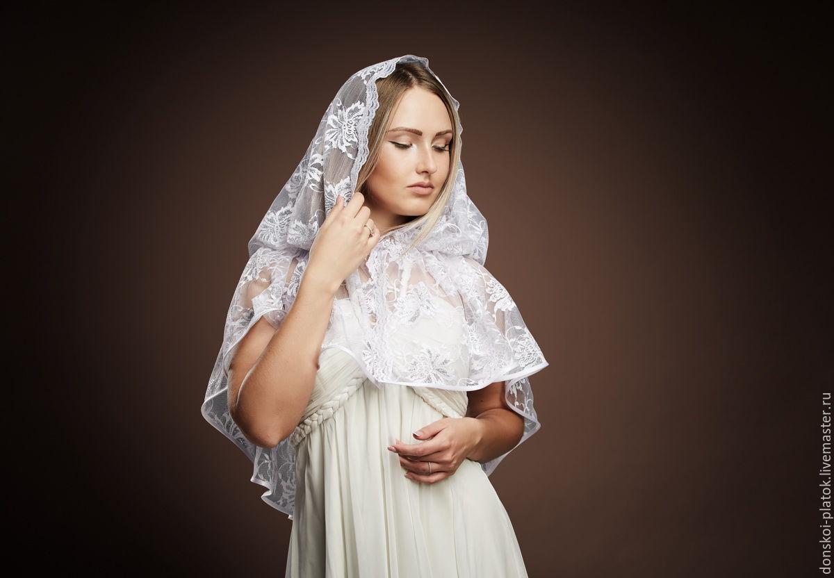 поверхности должен фото платков на венчание последние несколько