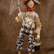 """Куклы и игрушки ручной работы. Ярмарка Мастеров - ручная работа """"Кока Головастиков))"""". Handmade."""