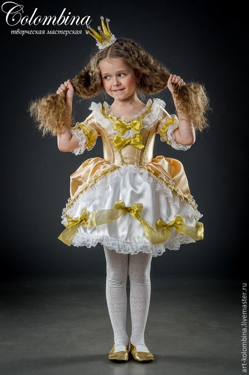 Детские карнавальные костюмы ручной работы. Ярмарка Мастеров - ручная работа. Купить Костюм принцессы. Handmade. Принцесса