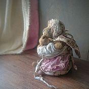 """Куклы и игрушки ручной работы. Ярмарка Мастеров - ручная работа """"Мама"""" мишка тедди. Handmade."""