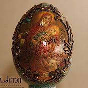 Сувениры и подарки handmade. Livemaster - original item Egg interior