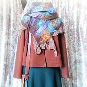 Одежда ручной работы. Ярмарка Мастеров - ручная работа костюм - навстречу весне. Handmade.