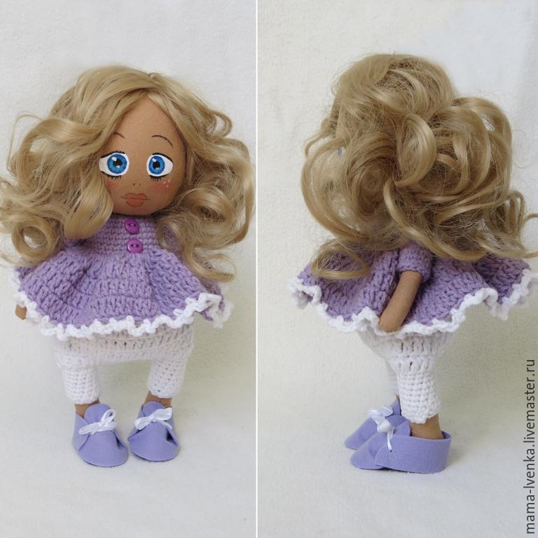 """Заказать МК """"Платье для куклы"""""""
