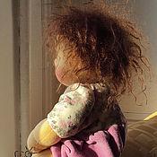 Куклы и игрушки ручной работы. Ярмарка Мастеров - ручная работа ...она мечтает..... Handmade.