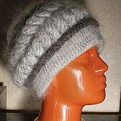 Caps handmade. Livemaster - original item Down hat