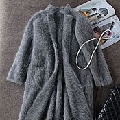 Одежда handmade. Livemaster - original item coat of down St.. Handmade.