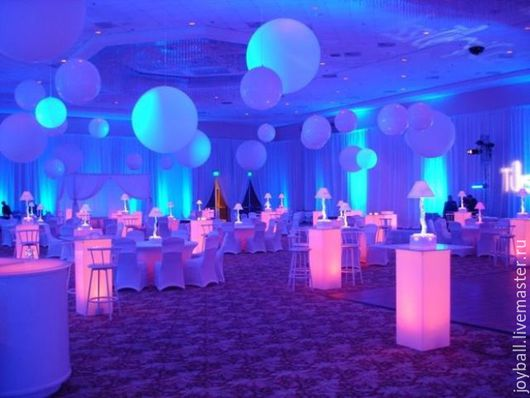 Дизайн интерьеров ручной работы. Ярмарка Мастеров - ручная работа. Купить Оформление украшение воздушными шарами. Handmade. Воздушные шары