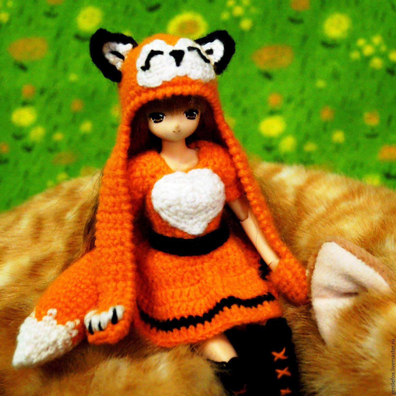 Платье лиса купить