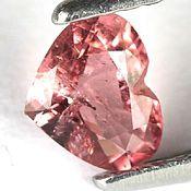 Материалы для творчества handmade. Livemaster - original item Tourmaline pink Heart. Handmade.