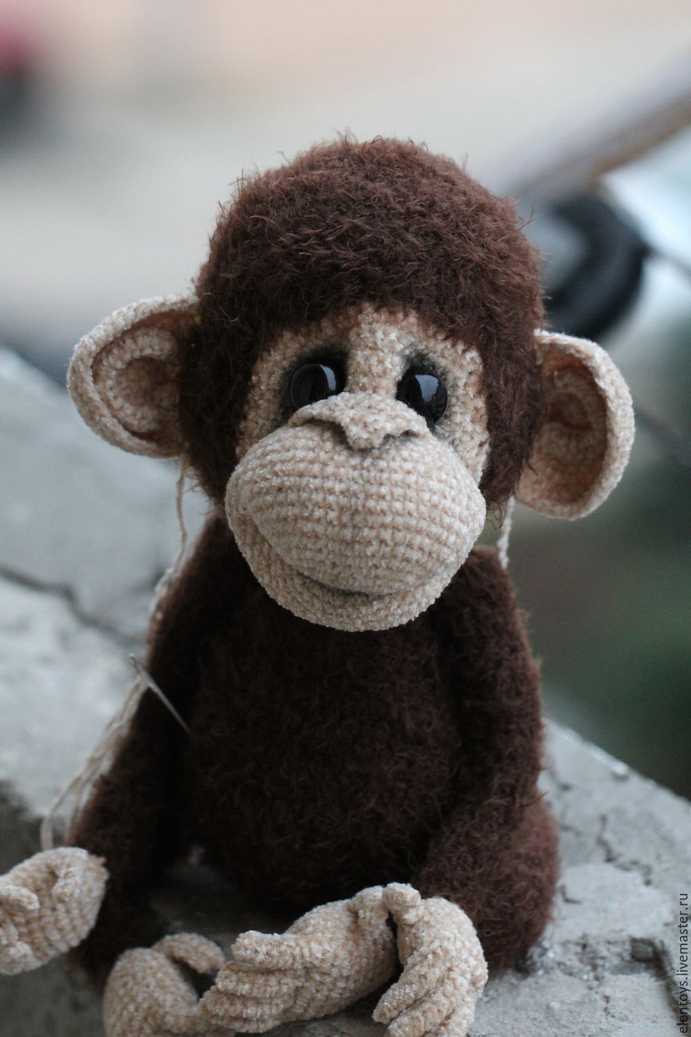 yashik - a real monkey! – shop online on Livemaster with shipping ...