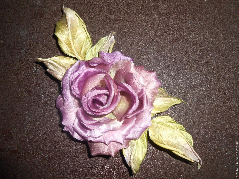 Silk flowers decoration brooch pin rose beauty shop online on decoration of silk silk flowerslac brooch rose flowerbrooch flower lilac mightylinksfo