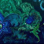 """Аксессуары ручной работы. Ярмарка Мастеров - ручная работа Палантин """"По сказам Бажова"""". Handmade."""