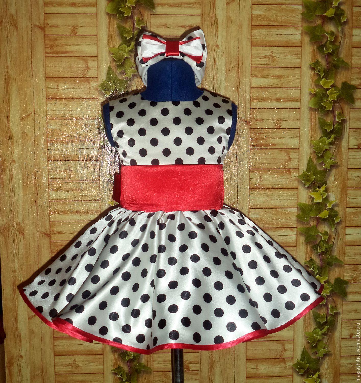 87cd528ddbf9ab3 Одежда для девочек, ручной работы. Ярмарка Мастеров - ручная работа. Купить Детское  платье ...