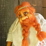Русский стиль handmade. Livemaster - original item Doll House, house Keeper. Handmade.