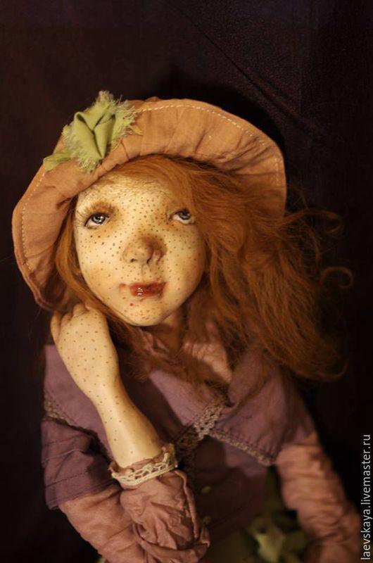 Коллекционные куклы ручной работы. Ярмарка Мастеров - ручная работа. Купить Коллекционная кукла, будуарная кукла. Handmade. Кремовый