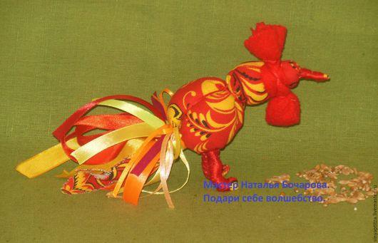 Народная кукла Петушок. Оберег. Ярмарка Мастеров- ручная работа. Подарок на Новый год. Подарок на любой случай. Символ 2017г. Русский стиль.