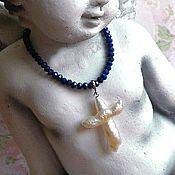 Украшения handmade. Livemaster - original item lazuli.