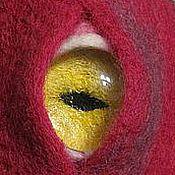 """Куклы и игрушки ручной работы. Ярмарка Мастеров - ручная работа Дракон """"Душа Вулкана"""". Handmade."""