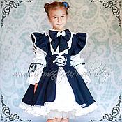 Одежда handmade. Livemaster - original item School dress Art.030. Handmade.